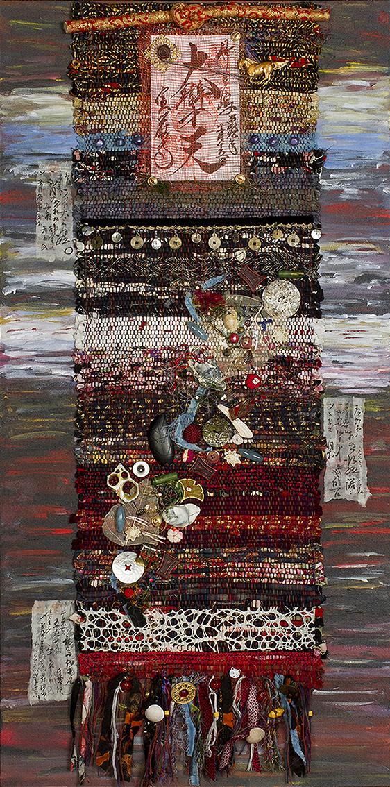 Homage to Shizu © Susan Ball Faeder